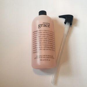 Brand new Philosophy Amazing Grace Body Wash